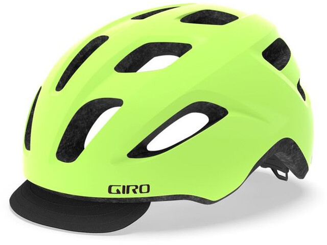 Giro Cormick MIPS Casque, matte highlight yellow/black
